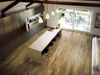 キッチンなどの屋内床